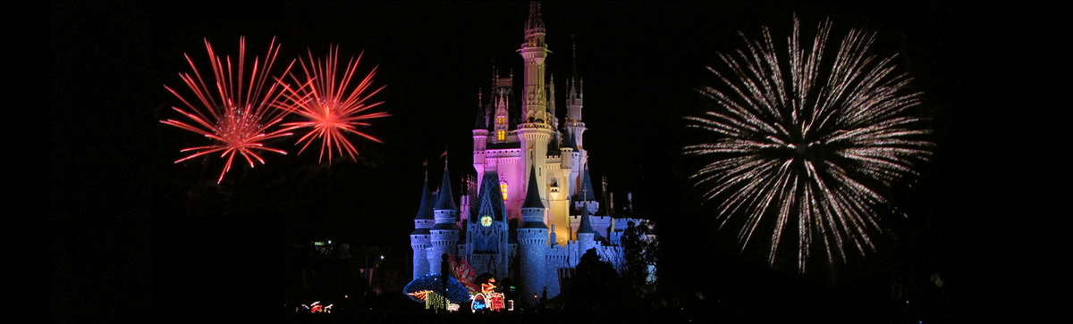 Castle-fireworks-magic-kingdom-Disney-World1