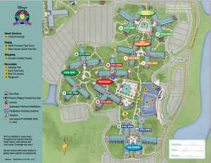 all-star movies map