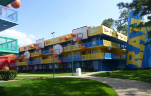 basketball all-star sports resort