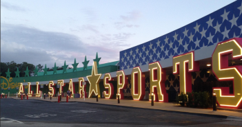 main all-star sports resort