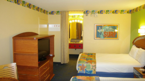 room disney's all-star sports