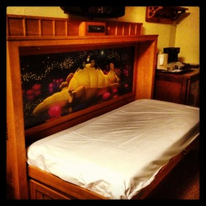 disney's alligator bayou pull out bed