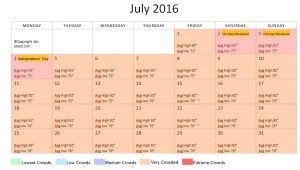 July-2016-crowd-and-weather-calendar-for-Disney-World-2