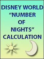 number-of-nights-CALCULATOR-at-Disney-World