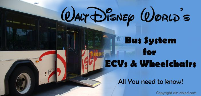 Disney-World-Bus-System-for-handicapped-ECV-wheelchair-users