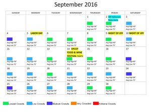September-2016-crowd-and-weather-calendar-for-Disney-World
