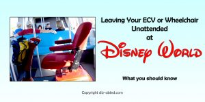 leaving-your-ecv-or-wheelchair-unattended-at-disney-world