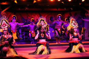 Spirit of Aloha Disney World Dinner Show