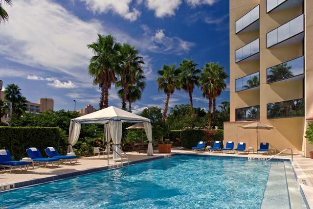 Buena Vista Palace Resort Disney Pool