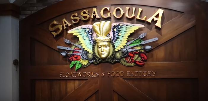 Disney's Port Orleans French Quarter Sassagoula Floatworks & Food Factory
