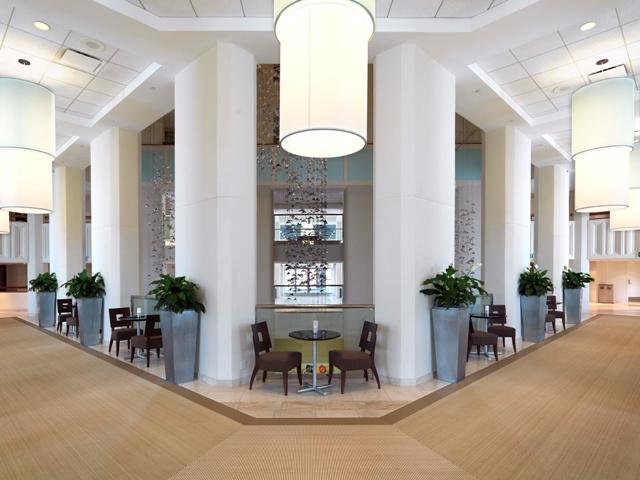 Lake Buena Vista Palace Resort Lobby