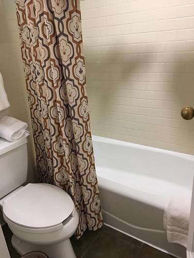 Bathroom in Port Orleans Riverside Room