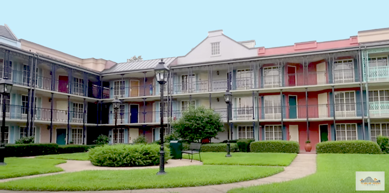 Disney's Port Orleans Riverside Guest Rooms