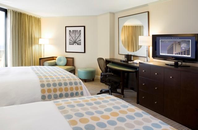 Lake Buena Vista Palace Downtown Disney Room