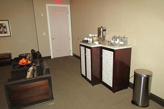 Waldorf Astoria Orlando spa tea room