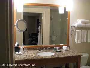 Westin Imagine bathroom vanity