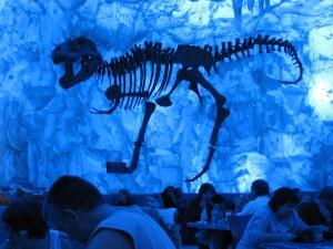 bones-in-ice-t-rex-downtown-disney