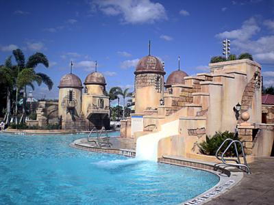 Walt Disney World Caribbean Beach Resort Walt Disney
