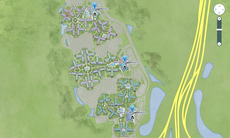 Disney S All Star Movie S Resort In Depth Walt Disney