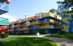 basketball all-star sports resort