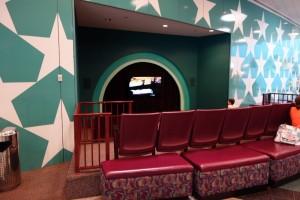 kid area lobby