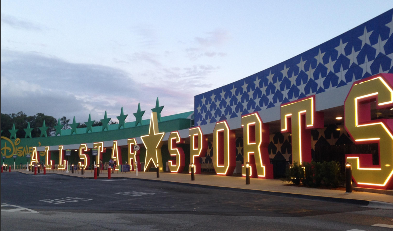 Disney All Star Sports Hotel