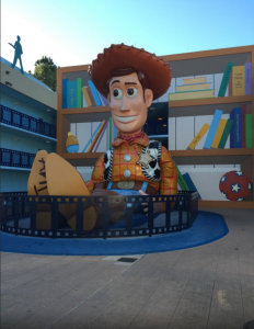 woody all-star movies