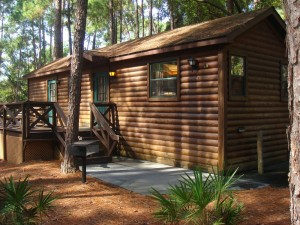 cabin at fort wilderness disney world 2