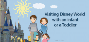 visiting Disney World with infants and toddlers