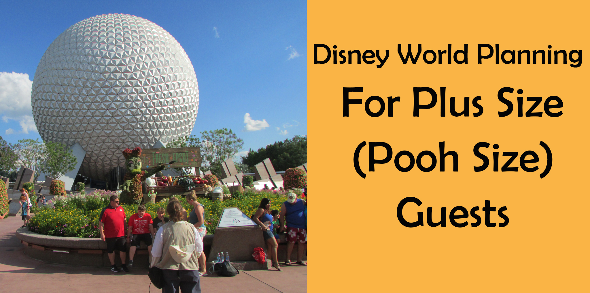 c09409141 Disney World Planning for Plus Size (Pooh Size) Guests - Part 1 ...