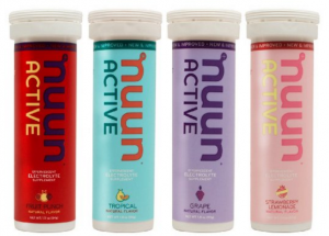 nuun electrolyte tablets for disney world