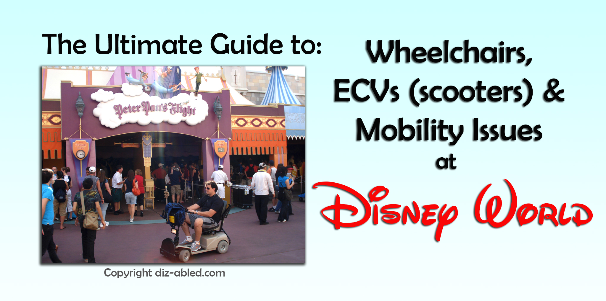 Everything You Need to Know About Wheelchair, ECV and