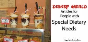 articles disney world special dietary needs