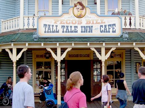 Pecos bill special dietary needs counter service restaurants Disney