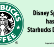 Starbucks delivery Disney Springs
