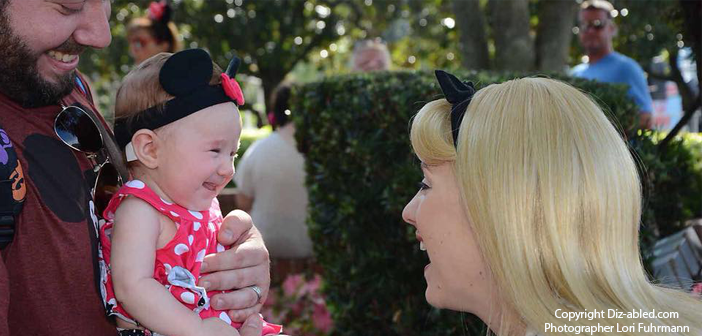 Disney world with infants and toddlers