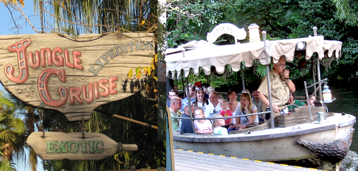 Jungle Cruise at Disney World's Magic Kingdom