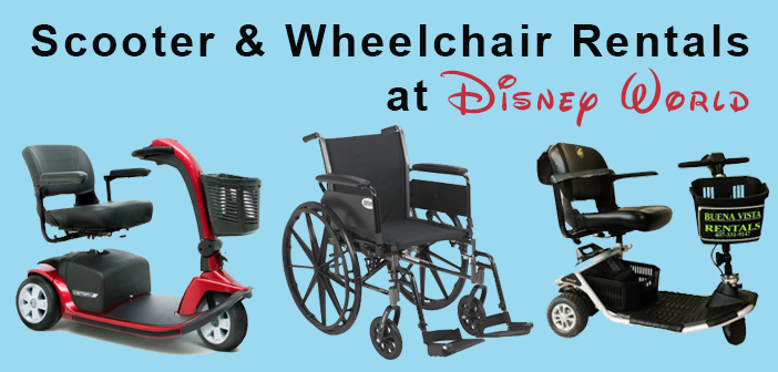 Disney World scooter rental sponsor