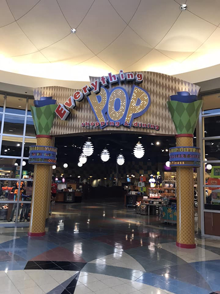 Pop Century Resort Everything Pop shopping and dining
