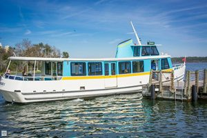 Boat between Fort Wilderness & Magic Kingdom accessible