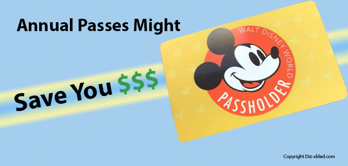 Is it worth it to by Disney World annual passes