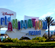 Disney's Art of Animation Front Entrance Sign