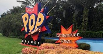 Pop Century Resort at Disney World - Value resort