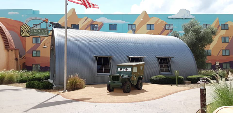 Sarge's at Disney's Art of Animation Resort