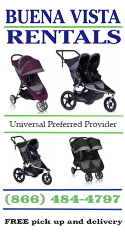 strollers at Disney World Rental 1