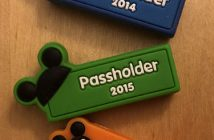 Disney World Magic Band Accessory Passholder Slider