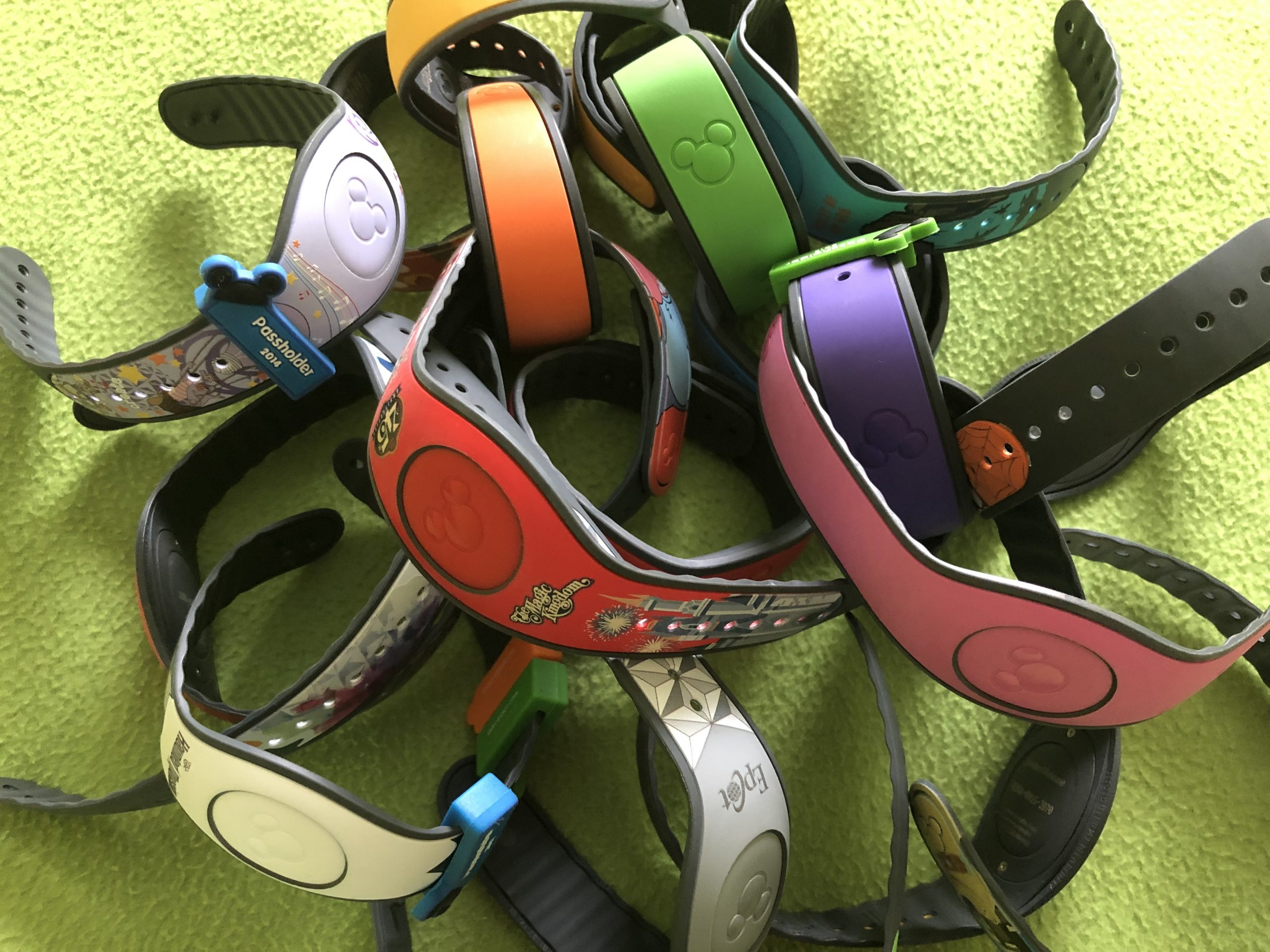 All Kinds of Magic Bands