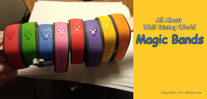 Magic Bands for Walt Disney World