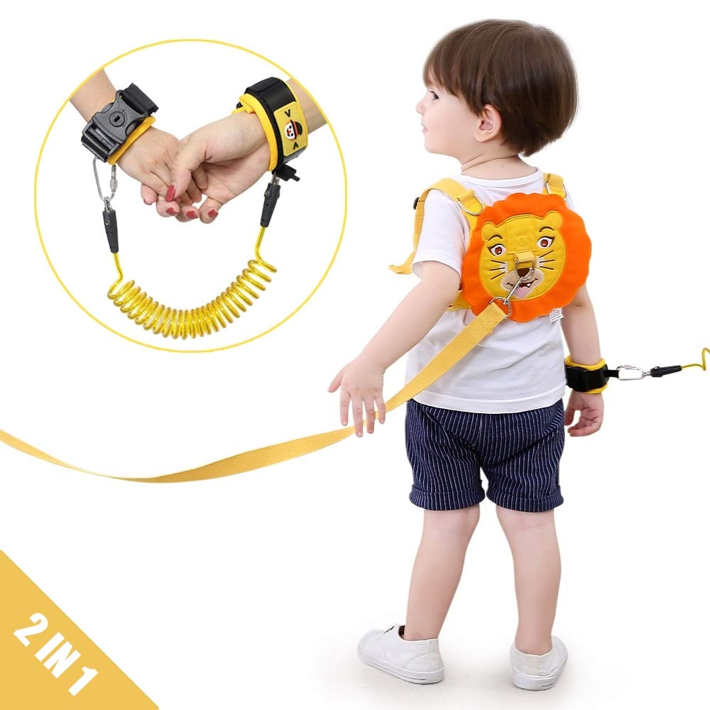 Avoid lost children at Disney World with a child leash