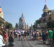 Fear at Disney World - specific phobias